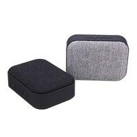 New Fashion Gift Mini Protable Cloth Design Bluetooth Speaker Multi Modes TF Card FM Radio MP3