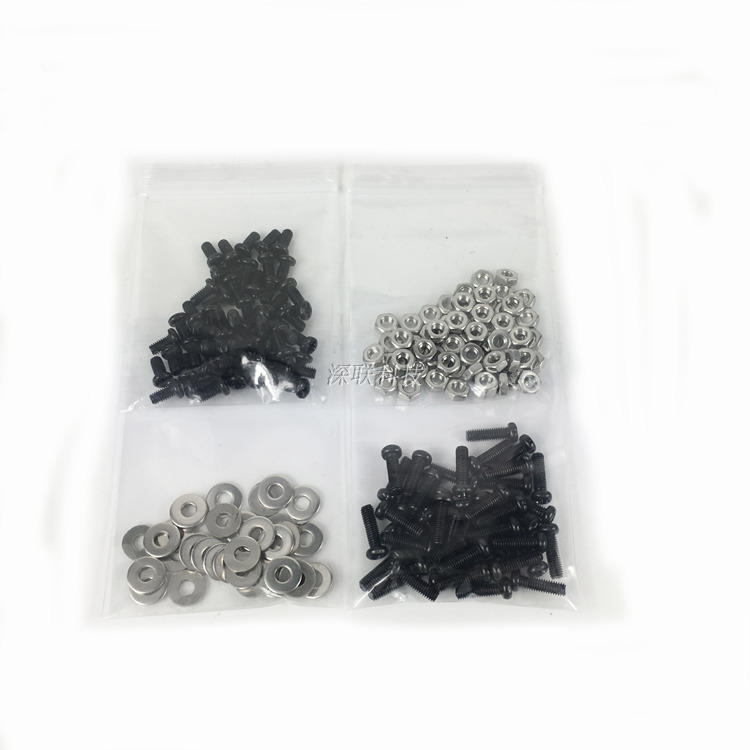 M3 Screws Bolts Nuts Nuts Gaskets General Standards Steering Gear Robot Parts