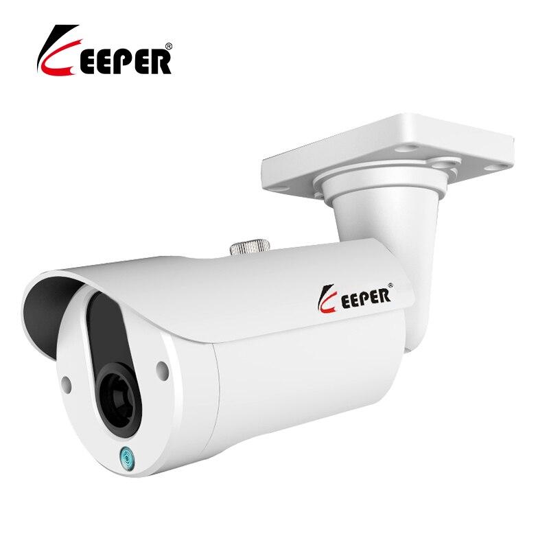 Keeper 2.0MP 1080P аналоговый AHD Sony IMX323 видеонаблюдение CCTV камера наружная пуля водонепроницаемый Безопасность камера IR Cut