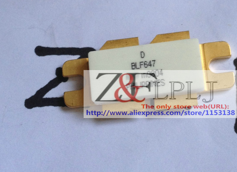 BLF647 BLF 647 ORIGINAL UHF power LDMOS transistor