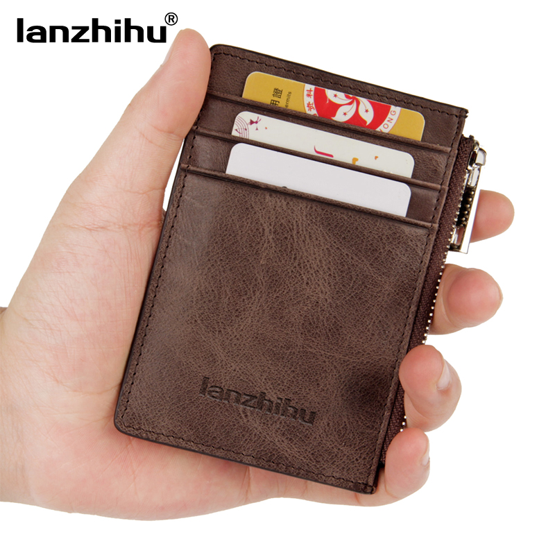 Mens wallet.Compact wallet.slim wallet.leather wallet.RFID wallet