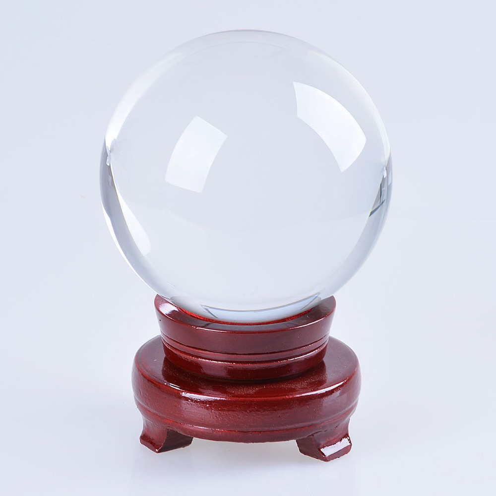 Online buy wholesale solid glass sphere from china