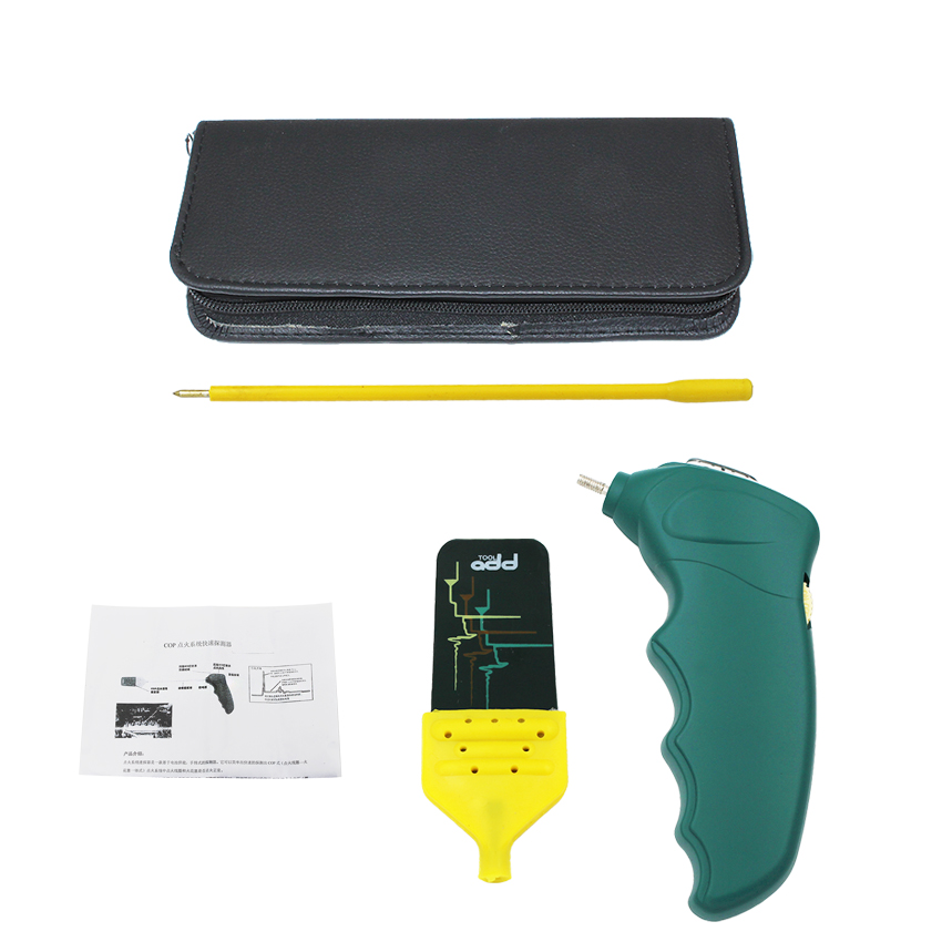 Car Auto Coil On Plug COP Ignition System Quick Tester Checker Tool Universal