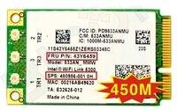 SSEA  Card for Intel WiFi Link 5300 AGN 533AN_MMW FRU: 43Y6495 SPS:480986-001 Wireless Card for IBM X200 X300 X301 T400 R500