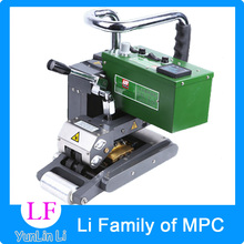 Plastic Welding Machine Anti-seepage Film Waterproof Plate Geomembrane PVC Welding Equipment Welder LST900