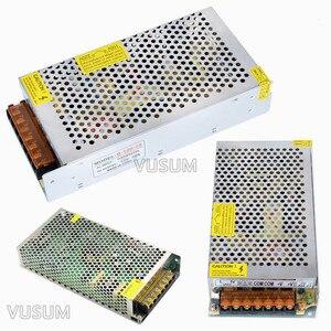 Image 2 - Fonte de alimentação led vusum, transformador de fonte de alimentação 5v 110v ac para dc 5v 2a driver 6a 10a 20a 30a 40a 50a 60a 72a