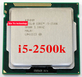Core i5 2500K 3.3GHz 6M SR008 Quad Core Four threads desktop processors Computer CPU Socket LGA 1155 pin