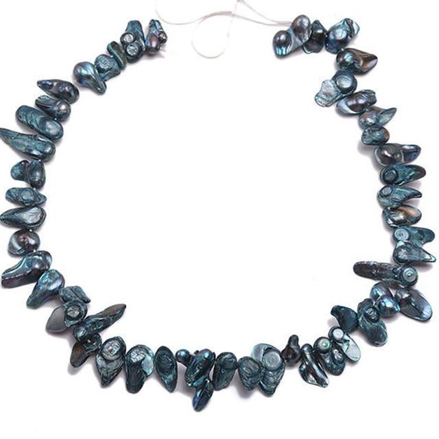 JYX Pearl Beads Irregular...