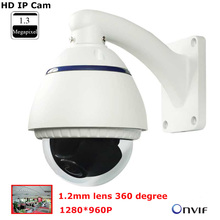 Panoramic 360 degree IP Camera 1280*960p HD D house cameras