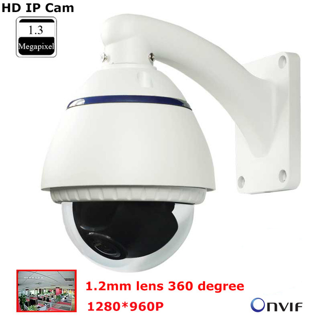 panoramic 360 degree ip camera 1280 960p hd dome camera ip. Black Bedroom Furniture Sets. Home Design Ideas