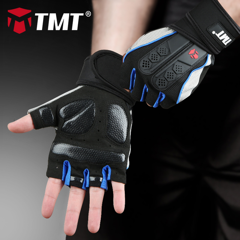 Weightlifting, Gym, Sports, Gloves, Men, Breathable