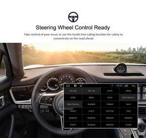"""Image 5 - 7 """"Android 10.0 Carro Estéreo de Rádio Para Toyota Avensis 2009 2014 2 T27 Din DVD DAB + Unidade Central de Navegação GPS Wifi FM Bluetooth 4G RAM"""