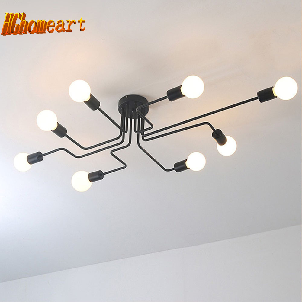 Aliexpress buy vintage ceiling led lights 468 heads ceiling aliexpress buy vintage ceiling led lights 468 heads ceiling lights led e27 110v 220v retro edison bulb light fixture cafe bar ceiling lamp from arubaitofo Choice Image