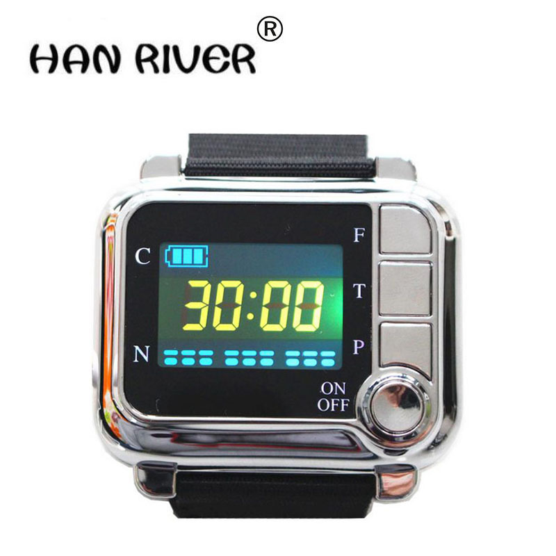TV 650nm Laser Therapy massage Wrist Diode Laser watch Semiconductor Diabetes Laser sinusitis Therapeutic apparatus light therapy semiconductor blood pressure wrist watch laser therapeutic watch