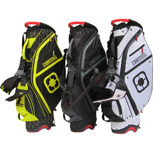 Boyea Mount Bag Male Golf Ball Waterproof Material Double Shoulder Strap In Bags From Sports Entertainment On Aliexpress