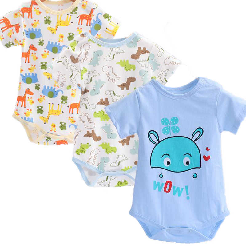 97197f323 Detail Feedback Questions about 3 pcs set Baby Bodysuits Newborn ...
