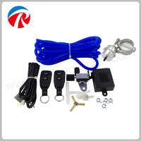 AUTOFAB 2 5 63mm Closed Vacuum Exhaust Cutout Valve With Wireless Remote Controller Set AF CUT63