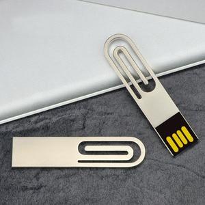 Image 3 - Metal USB Flash Drive 4GB Pendrive 8GB 16GB 32GB Flash Drive 64GB 128GB Memory stick Real Capacity U Stick For Notebook