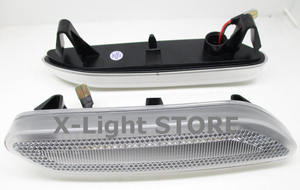 Image 5 - Led dinâmico marcador lateral repetidor de seta, 2 peças, luz sequencial blinker para mini cooper r60 r61 campo 2011 2019