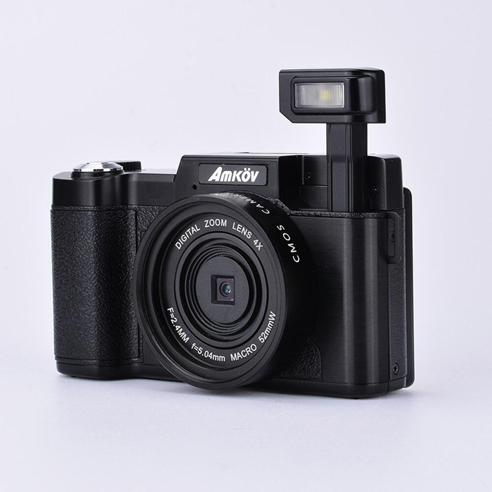 Camera Dslr Camera Hd aliexpress com buy amkov cdr2 digital cameras professional hd camcorders dslr wide angle telephoto lens camara digita