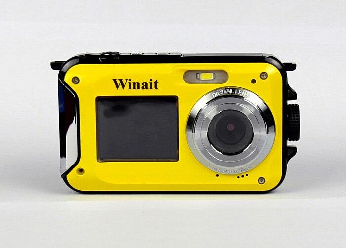 Caméra Photo étanche avec caméra vidéo numérique full hd 1080 p