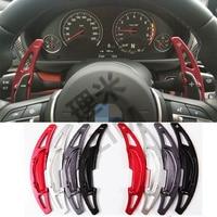 Steering Wheel Aluminum Shift Paddle Shifter Extension fits for BMW M2 M3 M4 M5 M6 X5M X6M Car Accessories