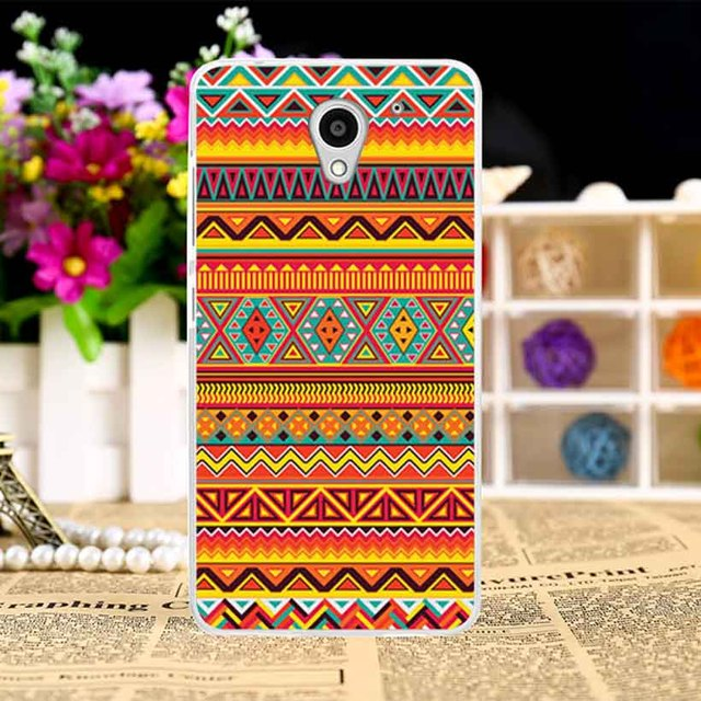 Funky Art Soft Silicone Phone Case – ZTE