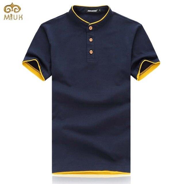 Tamanho super grande camisa dos homens sólidos polo 6xl 5xl algodão marca roupas  polo homme 3 68db54ea93507