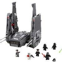 LEPIN Star Space Wars Kylo Ren Command Shuttle Figure Toys Building Blocks Set Compatible Bela Lele