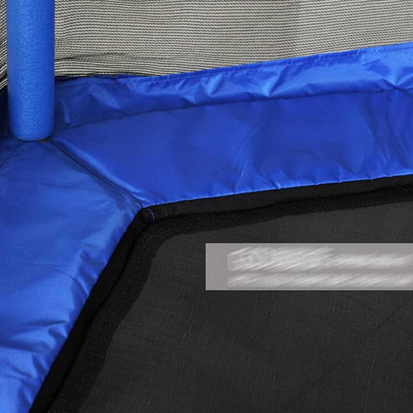 GSD Visoka kvaliteta 7 Feet dječji šesterokut Trampolin s kapom - Fitness i bodybuilding - Foto 3