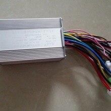 350 Вт, 36 В, 48 вольтового источника электропитания постоянного тока Бесщеточный Управление; для Электрический велосипед Скутер скорость Управление коробка
