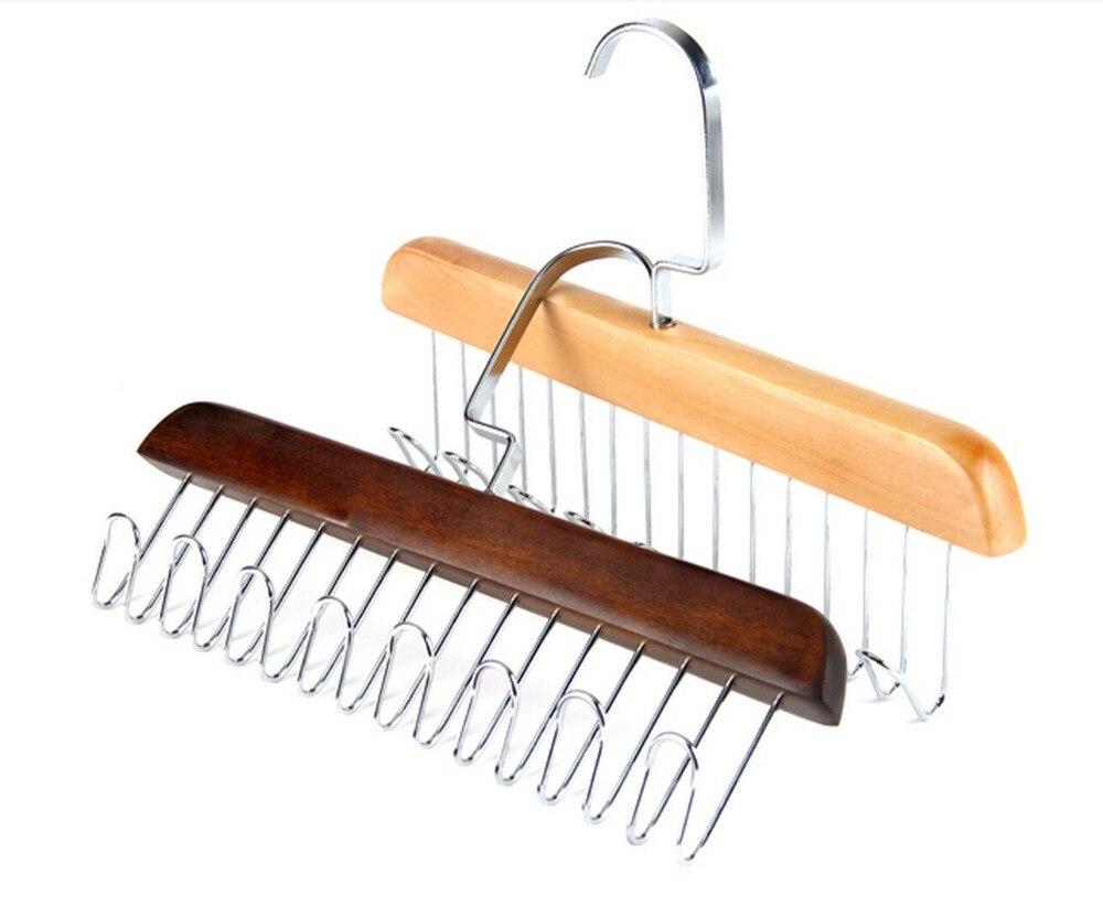 Multi funcional lenços Lenços de Seda cinto de rack rack de cabide de  madeira sólida Gravata em Cabides   Racks de Home   Garden no  AliExpress.com   Alibaba ... 0de0922eed