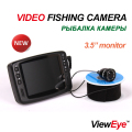 720P 1MP 8 IR LED HD 1000TVL 3.5'' Color LCD Monitor Underwater Ice Video Fishing Camera System Visual Video Fish Finder Fishcam