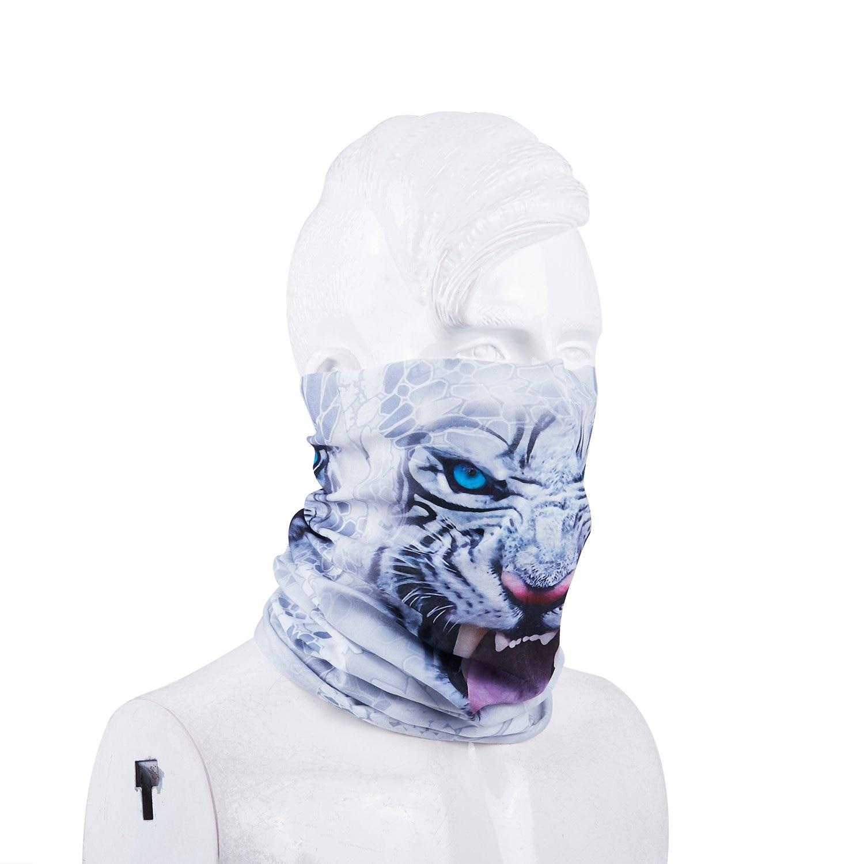 3d Nahtlose Radfahren Motorrad Kopf Schal Neck Warmer Gesicht Maske Ski Im Freien Multifunktions Balaclava Stirnband Seien Sie Freundlich Im Gebrauch Sport Zubehör