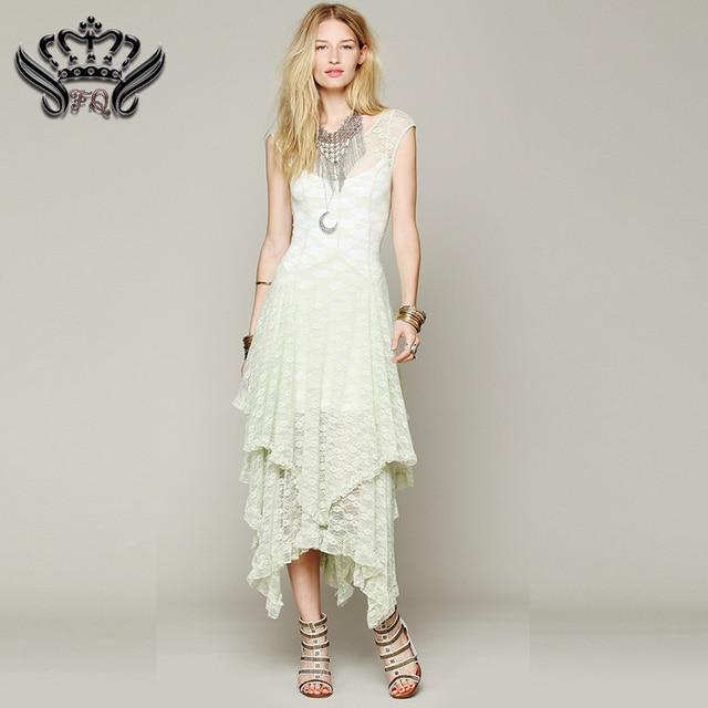 Lange kleider sommer boho