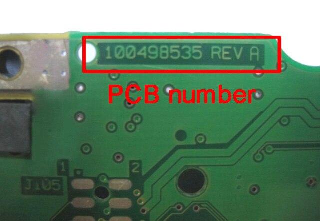 hard drive parts PCB logic board printed circuit board 100498535 for Seagate 3.5 SATA hdd data recovery hard drive repair