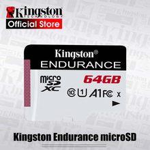 Kingston-carte mémoire micro sd Endurance, classe 10, 32 go/64 go/128 go, pour surveillance à la maison A1, nouvelle liste