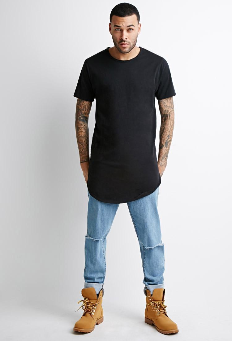 Black T Shirt Fashion | Is Shirt