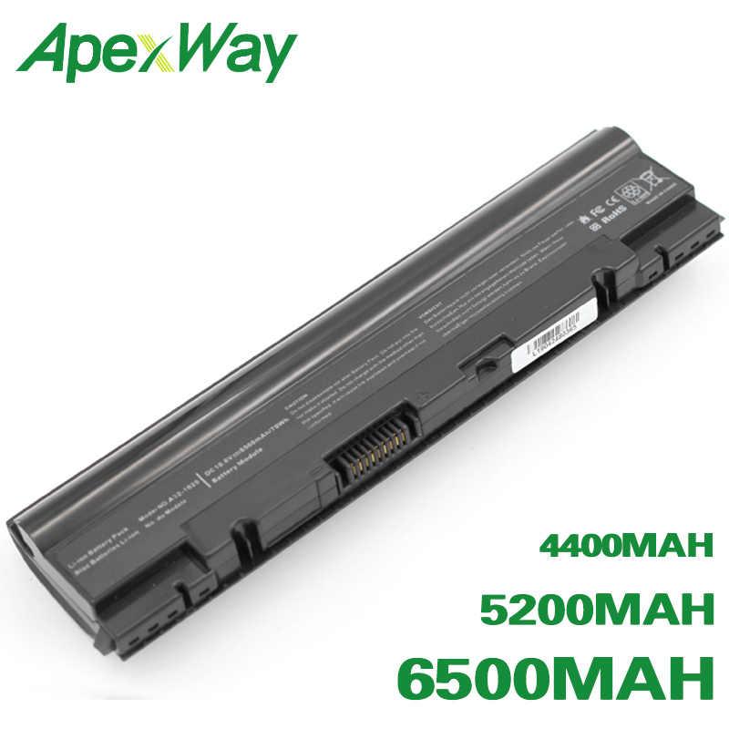 ApexWay بطارية كمبيوتر محمول A31-1025 A32-1025 ل Asus Eee PC 1025 EPC 1025C 1025C 1225 1225B 1225C R052 R052C R052CE