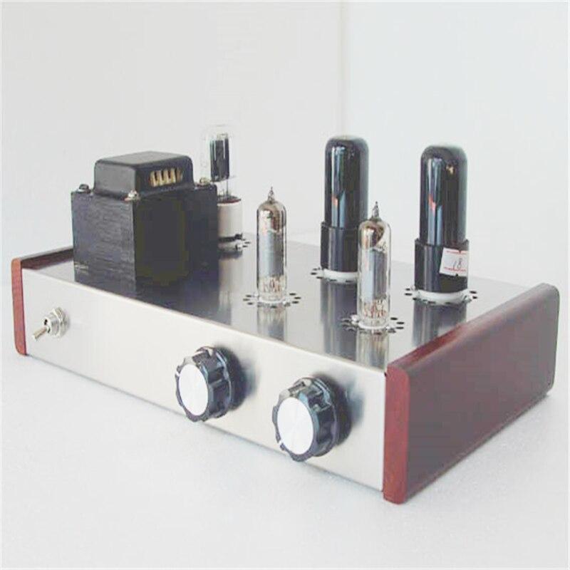 Fabricants directs 6j4 6p6p ampères préampli tubes bricolage tube à vide pré-ampli Hifi Audio préamplificateur