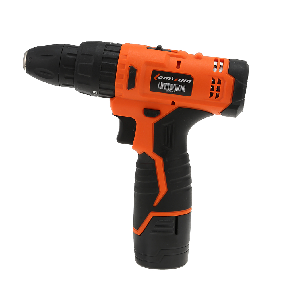 Household Mini Electric Drill Screwdriver Cordless Lithium Battery Power Electric Drill Drilling Wireless Power Driver Tool Kit makita 18v lithium battery series tool cordless impact screwdriver 3000ipm 2300rpm