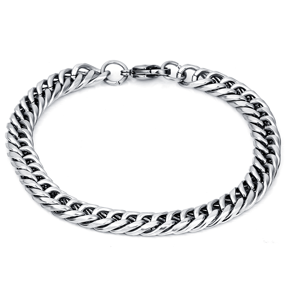 316L Stainless Steel Mens...