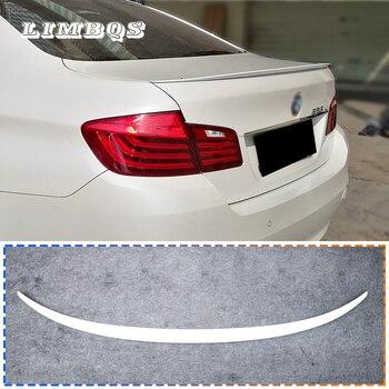 4 màu đuôi tha hồ cánh cho F10 XE BMW Series 5 520i 528i 530i 535i 550i sau chất lượng Spoiler M phong cách cánh trắng đen bạc