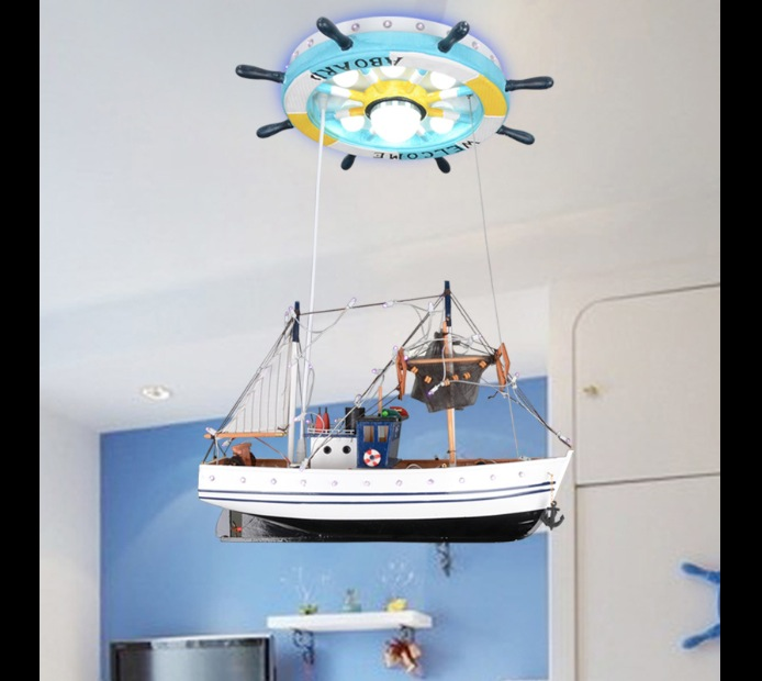 Free Shipping Boat Shipping Design LED Pendant Lamp For