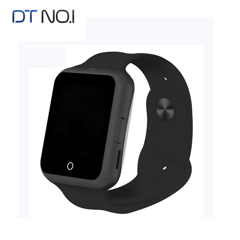 DT NO 1 D3 Bluetooth Smart Watch for Android With Camera SIM TF Heart Rate Monitor