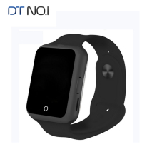 Dt n° 1 d3 bluetooth smart watch para android con cámara sim tf monitor de frecuencia cardíaca niños embroma el teléfono smart watch