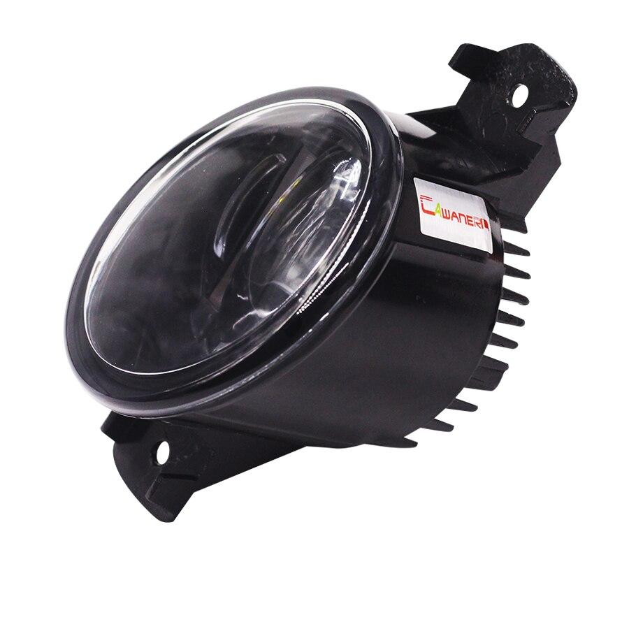 2PCS LED Stoßstange Hinten Reflektor Nebel Lampe Für Toyota Vios 2017 2018 Stoßstange Licht Bremslicht Blinker Licht warnung Licht - 4