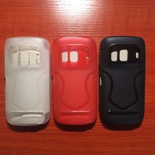 New Arrival Soft Frosted Case  Cover For Nokia 808 Matte via China Post Registered Air Mail