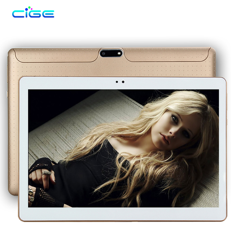 hot the Tablet PC 10 inch Android 5.1 Tablet PCs Octa Core Dual Cameras Tablets 64GB ROM HD tablette computer call phone mobile