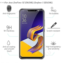 2pcs for Asus Zenfone 5Z ZS620KL Tempered Glass 9H 2.5D Premium Screen Toughened protective Film For Asus Zenfone 5 ZE620KL цена